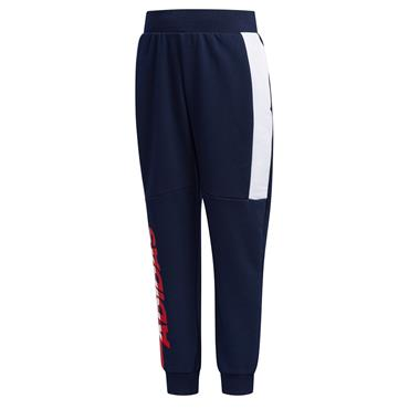 Adidas Boys Striker Joggers - Navy