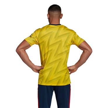 Adidas Adults Arsenal Away Jersey 2019/20 - Yellow