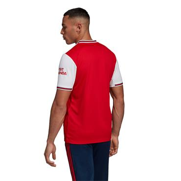 Adidas Adults Arsenal Home Jersey 2019/20 - Red