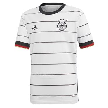Adidas Kids Germany Home Jersey 2020 - White