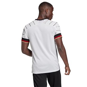 Adidas Adults Germany Home Jersey 2020 - White