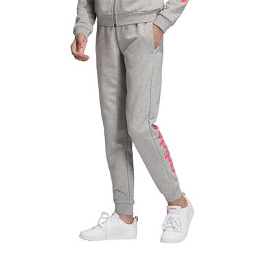 Adidas Kids Linear Joggers - Grey
