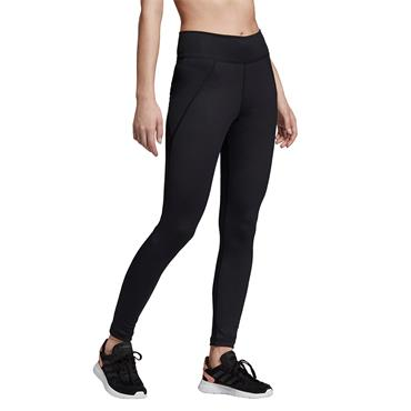 Adidas Womens Basic Brillance Leggings - BLACK