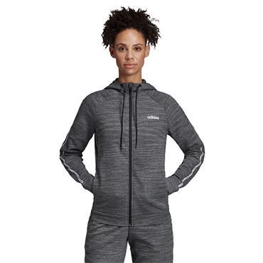 Adidas Womens Xpressive Hoodie - Grey