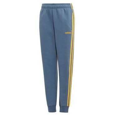 Adidas Boys Tracksuit Bottoms - Blue