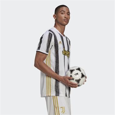 Adidas Mens Juventus Home Jersey - White/Black