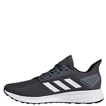 Adidas Mens Duramo 9 Runners - Grey/White