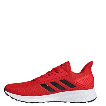 Adidas Mens Duramo 9 Runners - Red/Black