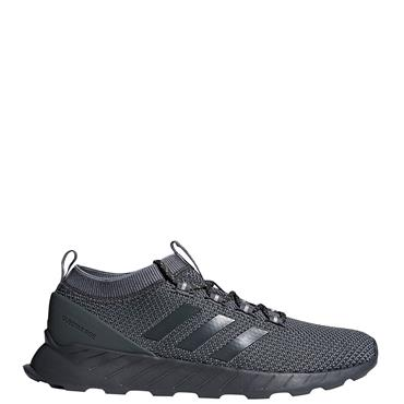 Adidas Mens Questar Rise Runners - Grey