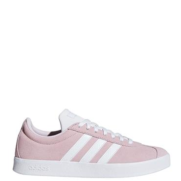 Adidas Womens VL Court 2.0 Trainers - Pink