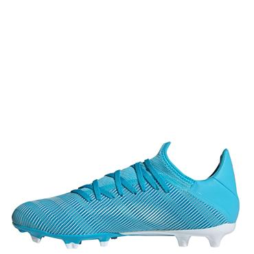Adidas Mens X 19.3 FG Football Boots - Blue