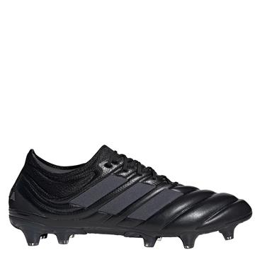 Adidas Adults Copa 19.1 Firm Ground Football Boots - BLACK