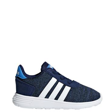 Adidas Infant Lite Racer Trainers - Navy