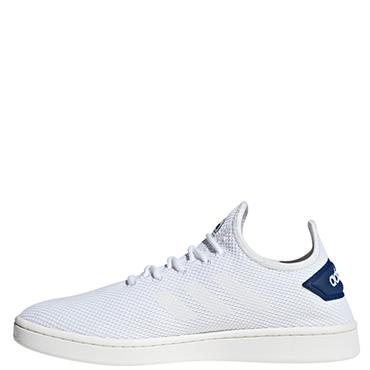 Adidas Mens Court Adapt Runners - White/Cream
