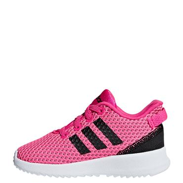 ADIDAS TODDLER RACER TRAINER - PINK/WHITE