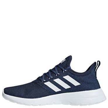 Adidas Mens Lite Racer RBN Runners - Navy/White