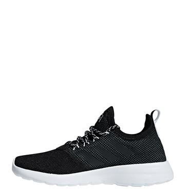 Adidas Womens Lite Racer Trainers - BLACK