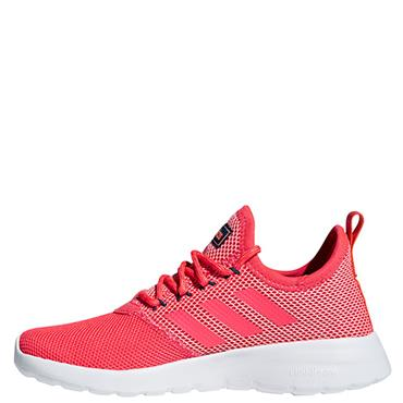 ADIDAS WOMENS LITE RACER SHOE - PINK