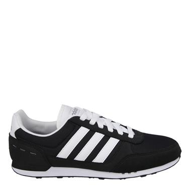 Adidas Mens Neo City Racer Trainers - BLACK