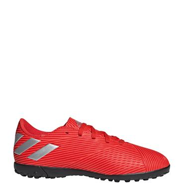 Adidas Kids Nemeziz 19.4 Astro Turf Boot - Red