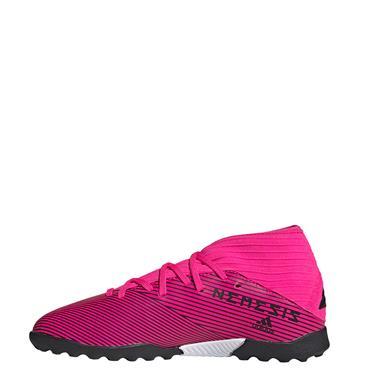Adidas Kids Nemeziz 19.3 Astro Turf Boot - Pink