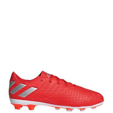 Adidas Kids Nemeziz 19.4 FxG Football Boots - Red