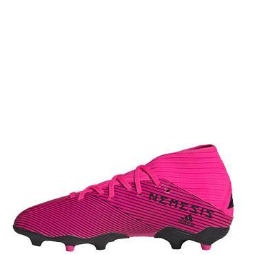 Adidas Kids Nemeziz 19.3 FG Football Boots - Pink