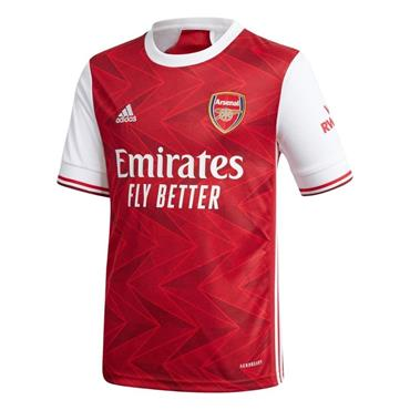 Adidas Kid's Arsenal 2020/21 Home Jersey - Red