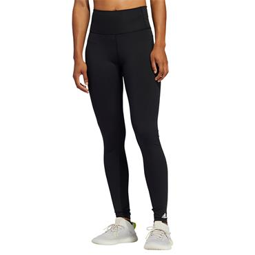 Adidas Womens Pulse L HR Leggings - BLACK