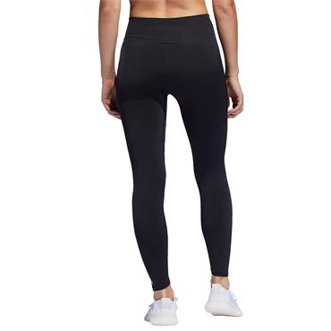 Adidas Womens 2.0 Primeknit 7/8 Leggings - BLACK