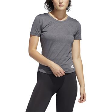 Adidas Womens Performance T-Shirt - Grey