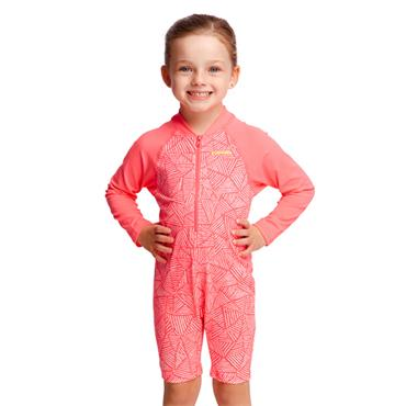 Funkita Girls Sweet Venom Jumpsuit - Pink