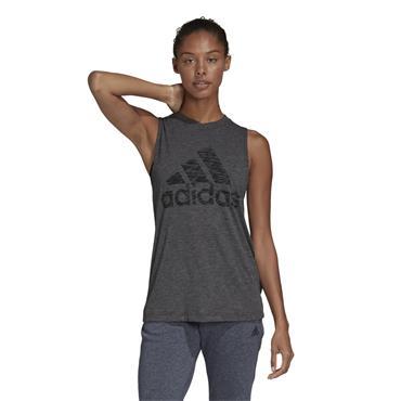 Adidas Womens Winners Tank Top - Grey