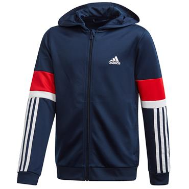 Adidas Kids Equipment Hoodie - Navy
