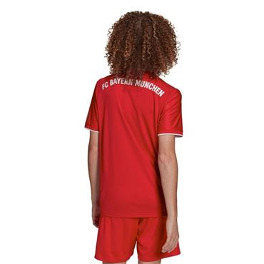 Adidas Men's Bayern Munich 2020/21 Home Jersey - Red