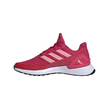 Adidas Kids Rapida Run Trainers - Pink