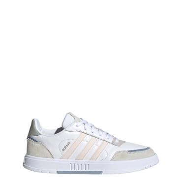 Adidas Womens Courtmaster Trainers - White