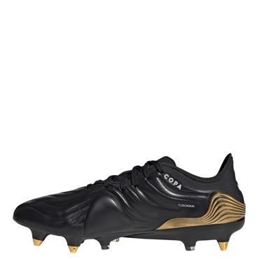 Adidas Mens Copa Sense .1 SG Football Boots - BLACK