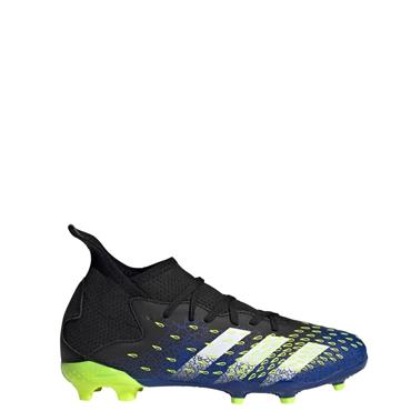 Adidas Kids Predator Freak .3 FG Football Boots - BLUE