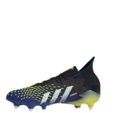 ADIDAS PREDATOR FREAK .1 SG FOOTBALL BOOTS - BLACK