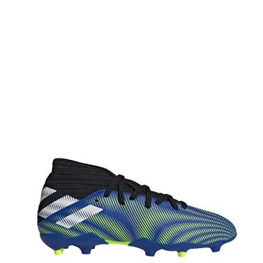 Adidas Kids Nemeziz .3 FG Football Boots - BLUE