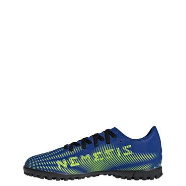 Adidas Kids Nemeziz .4 TF Trainers - BLUE