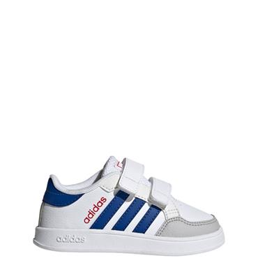 Adidas Infant Breaknet Trainers - WHITE
