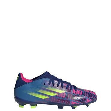 Adidas Kids X Speedflow Messie .3 Football Boots - BLUE