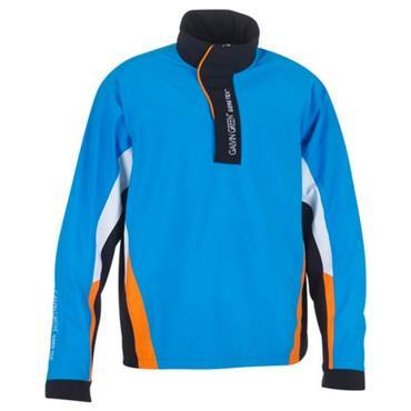 Galvin Green Albin Half Zip Jacket - BLUE