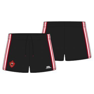 Gaelic Armour Kids Urris GAA Shorts - BLACK