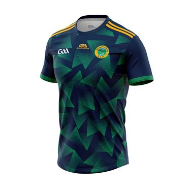 GAELIC ARMOUR ADULTS GLENSWILLY TRAINING JERSEY - Navy