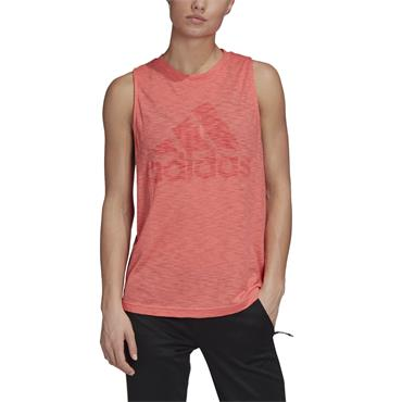 Adidas Womens Winners Tank Top - Pink