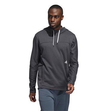 Adidas Mens Hooded Sweatshirt - Grey