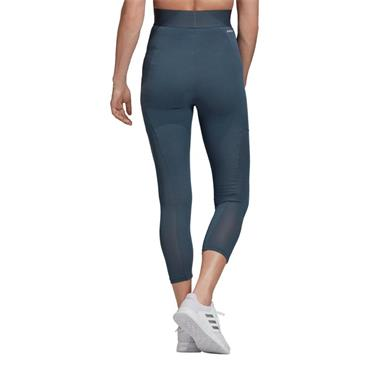 Adidas Women's Designed to Move Motion Tights - Navy
